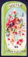 PRINT From J. STERN BERLIN -  HUILE  AUX  FLEURS - Cc 1910/15 - Labels