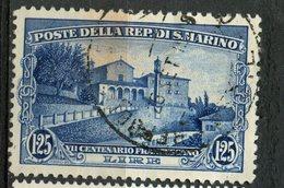 San Marino 1928 1.25L Church Issue #112 - San Marino