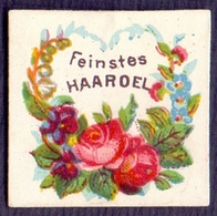 PRINT From J. STERN BERLIN -  FEINSTES  HAAROEL - Cc 1910/15 - Labels