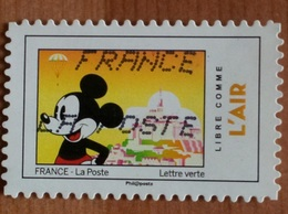 """Mickey """"Libre Comme L'air"""" - France - 2018 - France"""
