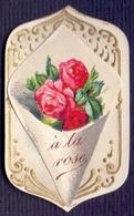PRINT From J. STERN BERLIN - A  La  ROSE  DOUBLE Label - Cc 1910/15 - Labels