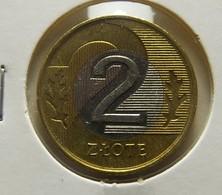 Poland 2 Zlote 1994 Varnished - Pologne