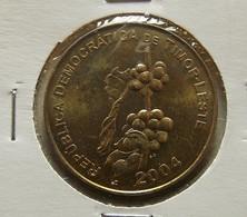 Timor-Leste 50 Centavos 2004 Varnished - Timor