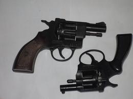 REVOLVERS ALARMES -D2- - Armes Neutralisées