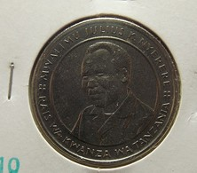 Tanzania 10 Shilingi 1993 Varnished - Tanzanie