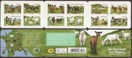 2015 Carnet Adhésif - Les Chèvres De Nos Régions - N° 1096 NEUF - LUXE ** NON Plié - Carnets