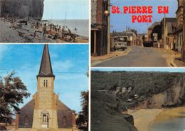 76-SAINT PIERRE EN PORT-N°2195-B/0377 - Frankreich