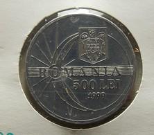 Romania 500 Lei 1999 Varnished - Roumanie