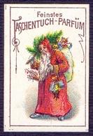 PRINT From J. STERN BERLIN - FEINSTES  TASCHENTUCH  PARFUN  SAINT  NICOLAS - Cc 1910/15 - Labels