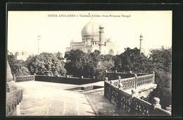 AK Indien, Tombeau Celebre D`une Princesse Mongol - Indien