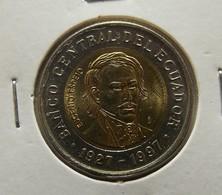 Ecuador 1000 Sucres 1997 Varnished - Ecuador