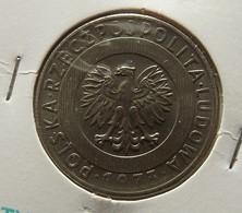 Poland 20 Zlotych 1973 Varnished - Pologne