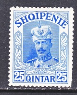 ALBANIA   123   *   NO OVPT - Albanie