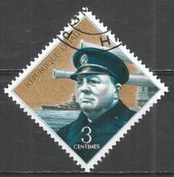 Haiti 1968. Scott #604 (U) Winston Churchill * - Haïti