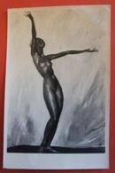 Joséphine BAKER Par Gabriel DOMERGUE Salon De Paris Artiste Femme Peinture - Entertainers