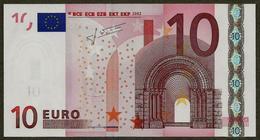 Portugal - 10 Euro - U008 A5 - M24836710252 - Trichet - UNC - EURO