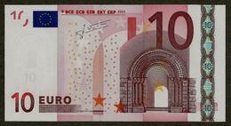 Portugal - 10 Euro - U007 G1 - M24452721715 - Trichet - UNC - EURO