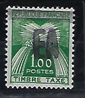 Algérie - 1962 - Taxe - Lot - 4 Timbres - Y&T N° 49, 51, 52, 53 Neufs Avec Trace De Charnière - Portomarken