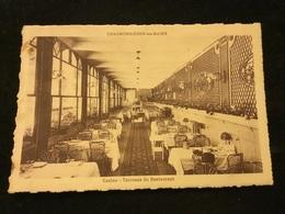 Casino De Charbonnier Les Bains Terrasse Du Restaurant - Charbonniere Les Bains