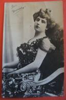 BEAUREGARD Artiste  Femme Photo REUTLINGER - Artistes