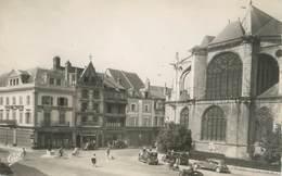 """/ CPSM FRANCE 45 """"Montargis, Place Mirabeau"""" - Montargis"""