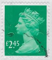GB 2015 Machin £2.45 M15L MAIL Good/fine Used [39/31956/ND] - 1952-.... (Elisabetta II)