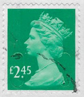 GB 2015 Machin £2.45 M15L MAIL Good/fine Used [39/31956/ND] - 1952-.... (Elizabeth II)