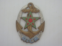 Régiment D'Infanterie Colonial Du Maroc - Drago Vers 1955 - 000A - Armée De Terre