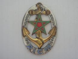 Régiment D'Infanterie Colonial Du Maroc - Arthus Bertrand  Vers 1959 - 1256 - Armée De Terre
