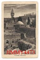 Feldpostkarte - NAZARETH, Moschee ( Daté De Rakka 20 Juin 1922 ) - Verlag. Feldbuehhandluag - Scans Recto-Verso - Israel