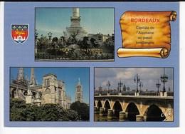33 - BORDEAUX - Multi-vues - 1989 (T2) - Bordeaux