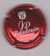 Capsule Champagne ABELE Henri ( 42 ; Fond Bleu-noir ) 4,5€ {S08-19} - Champagne