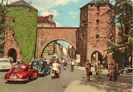 < Automobile Auto Voiture Car >> Porsche 356, Mercedes 170, VW Cox Beetle Käfer - Voitures De Tourisme