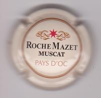 Capsule Mousseux ( ROCHE MAZET , Muscat Pays D'OC ) {S08-19} - Mousseux
