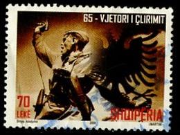 Albanie - Albania - Albanien 2009 Y&T N°3000 - Michel N°(?) (o) - 70l Libération - Albanie