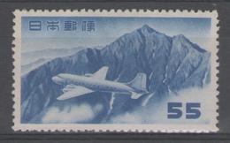 JAPON:  PA.n°27 *         - Cote 110€ - - Poste Aérienne