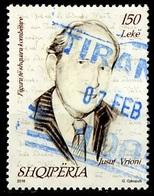 Albanie - Albania - Albanien 2016 Y&T N°(1) - Michel N°3529 (o) - 150l Jusuf Vrioni - Albanie