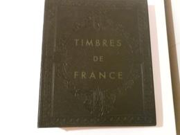 ALBUM YVERT ET TELLIER AVEC FEUILLES DE RANGEMENT 1937/1969 + 1999 - Albums & Reliures