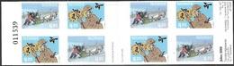 Norway   2000   Sc#1271b  Comics Booklet MNH   2016 Scott Value $12 - Libretti
