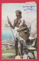 Soudan / Sudan - Sudanese Soldier  - 1907 ( See Always Reverse ) - Soedan