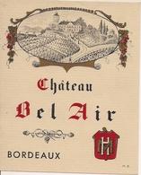 BORDEAUX CHATEAU BEL AIR HM  (1) - Bordeaux