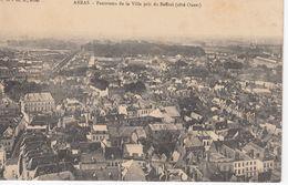 Cp , 62 , ARRAS , Panorama De La Ville Pris Du Beffroi (côté Ouest) - Arras