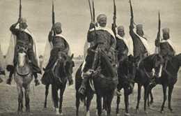 Militaria Spahis Algériens   RV - Régiments
