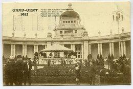 CPA - Carte Postale - Belgique - Exposition Universelle De Gand 1913 - Palais Des Beaux Arts (M7397) - Gent