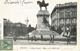 Milano ( Voir Timbre - Milano