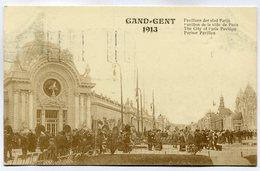 CPA - Carte Postale - Belgique - Exposition Universelle De Gand 1913 - Pavillon De La Ville De Paris (M7398) - Gent