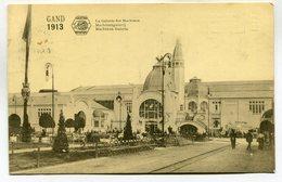 CPA - Carte Postale - Belgique - Exposition Universelle De Gand 1913 - La Galerie Des Machines (M7399) - Gent