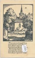 CPA -19184 -Carte Religieuse Illustrée Par Henri Bacher - Détails =2 Scans-- Envoi Gratuit - Illustrateurs & Photographes