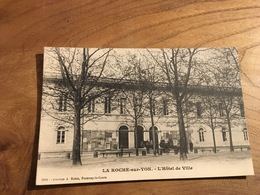 277/ LA ROCHE SUR YON  L HOTEL DE VILLE - La Roche Sur Yon
