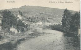 La Roche - L'Ourthe Et La Route D'Houffalize - Phototypie Marco Marcovici - La-Roche-en-Ardenne